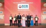 """SCB vinh dự nhận danh hiệu """"Top 10 ngân hàng thương mại cổ phần tư nhân uy tín năm 2019"""""""