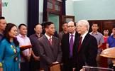 Tổng Bí thư, Chủ tịch nước Nguyễn Phú Trọng dâng hương tưởng niệm Bác