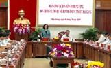 Bà Trương Thị Mai: Hậu Giang cần thực hiện tốt việc đối thoại với dân
