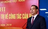 Đồng chí Nguyễn Đình Khang làm Phó Chủ tịch Hội đồng Thi đua – Khen thưởng Trung ương