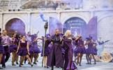 """""""Bí ngô đại náo ở Vương quốc Ánh Dương"""" - show diễn đặc biệt phải thưởng thức trong mùa Halloween"""