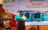 Liên doanh Mai Linh – Willer ra mắt tuyến xe khách Thanh Hóa - Hà Nội theo chuẩn dịch vụ Nhật Bản