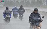 Không khí lạnh gây mưa lớn tại miền Trung