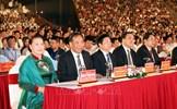 Chủ tịch Trần Thanh Mẫn dự Lễ công bố quyết định công nhận TP Hải Dương đạt tiêu chí đô thị loại I