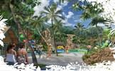 Hé lộ đầu tiên về công viên nước hiện đại nhất Đông Nam Á trên đảo Ngọc