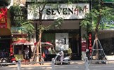 Bài 3: Quản lý thị trường đồng loạt kiểm tra các cửa hàng SEVEN.AM ở Hà Nội