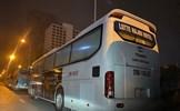 Phố Dương Đình Nghệ, Hà Nội: Xe khách ngang nhiên dừng đỗ sai quy định, tiềm ẩn nguy cơ mất an toàn giao thông
