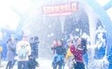 """Lên Fansipan tận hưởng mùa đông lãng mạn ở """"Xứ sở pha lê- thiên đường tuyết rơi"""""""