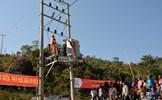 Gần 200 hộ dân thuộc xã Nậm Chua, huyện Nậm Pồ tỉnh Điện Biên đón điện ngay trước thềm Tết Nguyên đán