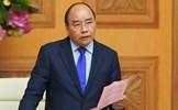 Thủ tướng yêu cầu người dân đeo khẩu trang tại nơi công cộng để phòng chống virus corona