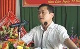 Chân dung ông Thái Thanh Quý - Tân Bí thư Tỉnh ủy Nghệ An