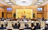 Ngày 10/2, khai mạc phiên họp 42 của Ủy ban Thường vụ Quốc hội