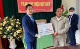 Tập đoàn BIC tặng trang thiết bị phòng, chống Covid-19 cho Vĩnh Phúc