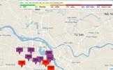 Cuối tuần, chỉ số chất lượng không khí Hà Nội ở mức rất xấu