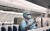 Ca nhiễm Covid-19 thứ 33 cùng trên chuyến bay VN0054 với bệnh nhân 17