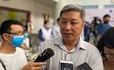 Thứ trưởng Bộ Y tế: Chưa có bệnh nhân mắc Covid-19 nào phải thở máy