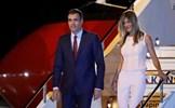 Phu nhân Thủ tướng Tây Ban Nha dương tính với SARS-CoV-2