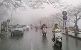 Hà Nội có mưa nhỏ, trời lạnh
