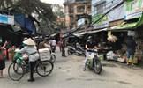 Nhiều người vẫn thờ ơ không đeo khẩu trang phòng dịch tại các khu chợ