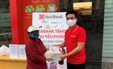 SeABank trao tặng hơn 16.000 suất quà cho người khó khăn bị ảnh hưởng bởi Covid-19