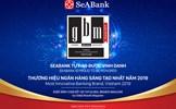 SeABank nhận giải Thương hiệu ngân hàng sáng tạo nhất năm 2019