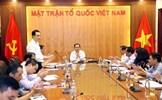 MTTQ Việt Nam đồng hành cùng báo chí trong công tác đấu tranh phòng, chống tham nhũng, lãng phí