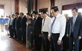 Chủ tịch Trần Thanh Mẫn dự lễ kỷ niệm 110 năm ngày sinh đồng chí Nguyễn Hữu Thọ