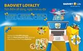 Tăng cường giá trị cho khách hàng, Bảo Việt Nhân thọ ra mắt BaoViet Loyalty: Tích điểm dễ dàng - Ngập tràn ưu đãi