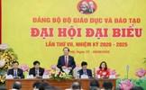 Thứ trưởng Phạm Ngọc Thưởng làm Bí thư Đảng ủy Bộ GD-ĐT