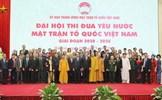 MTTQ Việt Nam tiếp tục khơi dậy sức mạnh đại đoàn kết toàn dân tộc