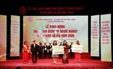 Tập đoàn BRG và Công ty Liên doanh Thành phố Thông minh Bắc Hà Nội góp 1 tỷ đồng hưởng ứng cuộc vận động vì người nghèo