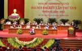 Công bố danh sách Ban Thường vụ, Ủy ban Kiểm tra Thành ủy, Ban Chấp hành Đảng bộ thành phố Hà Nội khóa XVII
