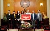 Tập đoàn BRG và Ngân hàng SeABank trao tặng hơn 2 tỷ đồng chung tay ủng hộ miền Trung