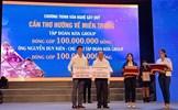 KITA Group cùng UB MTTQ Việt Nam TP Cần Thơ quyên góp ủng hộ miền Trung