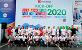 """Gần 125.000 vận động viên đăng ký tham gia giải chạy """"SeABank Run For The Future 2020"""""""