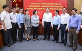 MTTQ Việt Nam thực hiện vai trò đại diện, bảo vệ quyền và lợi ích hợp pháp, chính đáng của nhân dân trong giai đoạn hiện nay