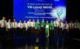 3 tập thể, 12 lái xe của Tập đoàn Mai Linh được trao Giải thưởng Vô lăng vàng 2020