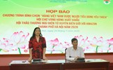 """Chương trình bình chọn """"Hàng tiêu dùng được người Việt Nam yêu thích"""" năm 2020 của Hà Nội với sự góp mặt của nhiều doanh nghiệp uy tín"""
