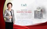 Madame Nguyễn Thị Nga – Doanh nhân Việt Nam duy nhất được tôn vinh Đại sứ Thương mại toàn cầu 2020