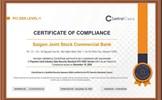 SCB đạt nhiều chứng chỉ bảo mật quốc tế quan trọng trong năm 2020