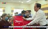 Ủy viên Bộ Chính trị, Chủ tịch Trần Thanh Mẫn thăm, chúc Tết tại TP Cần Thơ