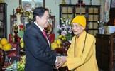 Phật giáo Việt Nam với công tác đảm bảo an sinh xã hội trong sự phát triển bền vững và hội nhập quốc tế của đất nước