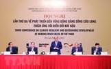 Thủ tướng chủ trì Hội nghị lần thứ ba về phát triển bền vững ĐBSCL
