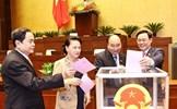 Chủ tịch UBTƯ MTTQ Việt Nam Trần Thanh Mẫn được giới thiệu để bầu giữ chức Phó Chủ tịch Thường trực Quốc hội