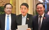 Giới thiệu 2 tiến sĩ, 1 thạc sĩ để bầu Phó Chủ tịch Quốc hội