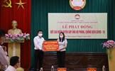 Tập đoàn BRG ủng hộ 1 tỷ đồng và 20.000 khẩu trang vải kháng khuẩn cho các tỉnh Hà Nam, Bắc Giang