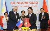 Tăng cường sự lãnh đạo của Đảng đối với công tác đối ngoại trong tình hình mới