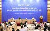 Vai trò của Mặt trận Tổ quốc Việt Nam trong công tác đặc xá, giảm án