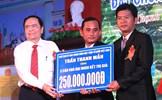 Chủ tịch Trần Thanh Mẫn dự lễ công nhận xã Thạnh Xuân đạt chuẩn nông thôn mới
