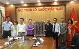 Chủ tịch Trần Thanh Mẫn gửi thư chúc mừng cộng đồng tôn giáo Baha'i Việt Nam